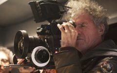 Hong Kong-based cinematographer  Christopher Doyle