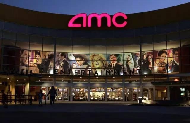 AMC—北美第二大院线