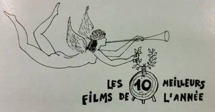 图上文字:年度十佳电影