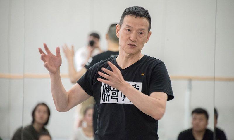 1987年吴兴国创立太古踏舞团|来自网络
