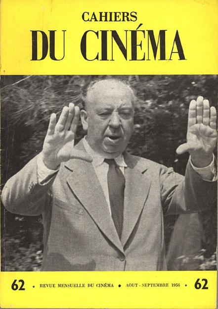 1956年,《电影手册》第62期