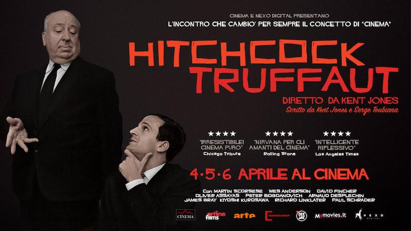Hitchcock/Truffaut 海报|来自豆瓣