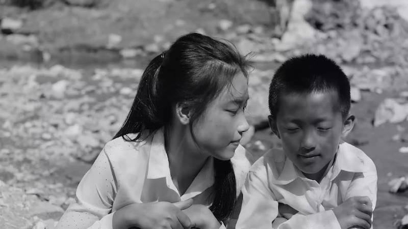 电影《八月》属于童年的窸窣秘语|来自网络