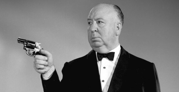 December 12, 1962 Alfred Hitchcock for THE ALFRED HITCHCOCK HOUR.  T26425_34 Copyright CBS Broadcasting, Inc., All Rights Reserved, Credit: CBS Photo Archive