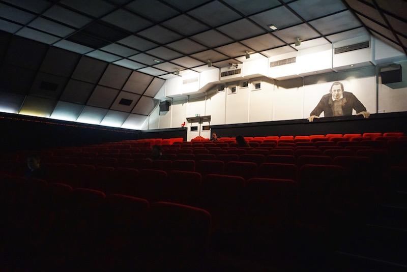 Grand Action影院放映厅|©️雷夏咏