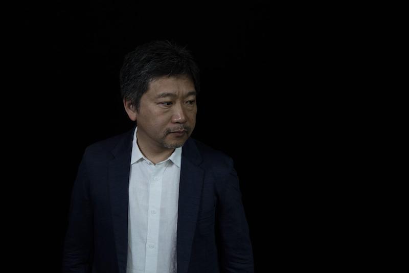 是枝裕和 攝影/林佑恩|©️報導者