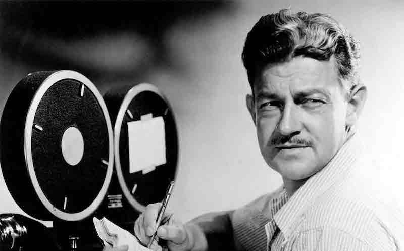 编剧兼导演 Preston Sturges, 摄于大概在1947年|来自网络