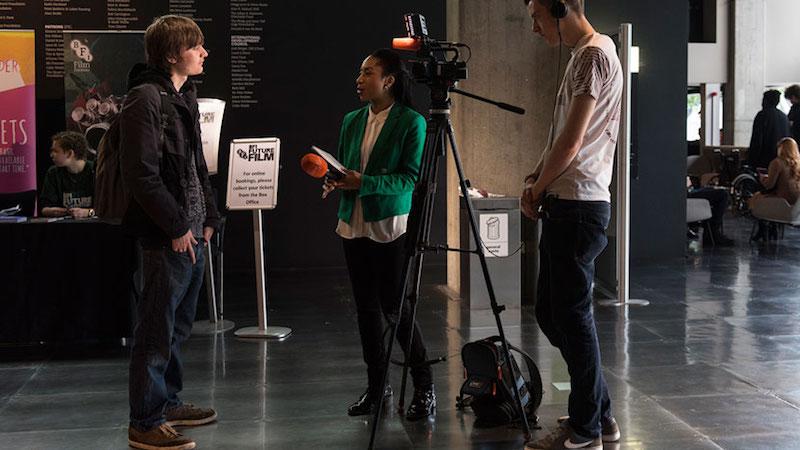 BFI Future Film Academy at BFI Southbank|BFI