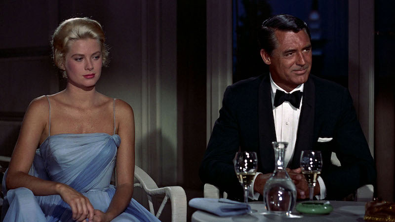 Grace Kelly and Cary Grant |来自网络