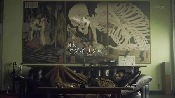 日剧《大川端侦探社》里的主要场景|来自网络