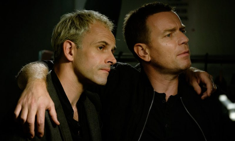 《猜火车2》中约翰尼·李·米勒和麦克格雷格 | ©Tristar Productions