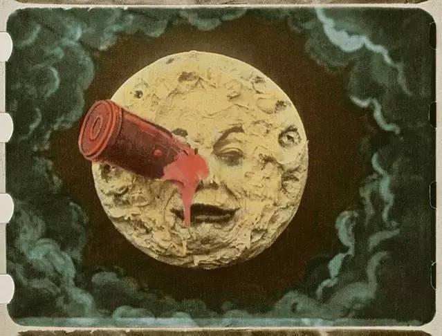 《月球旅行记》截图 | 来自网络