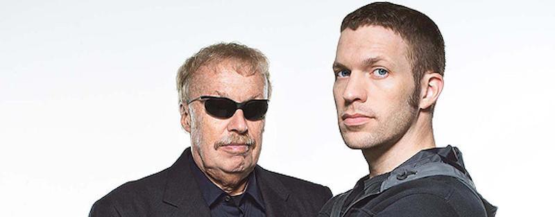 菲尔·奈特(左)和特拉维斯·奈特(右)—父子搭档|来自网络