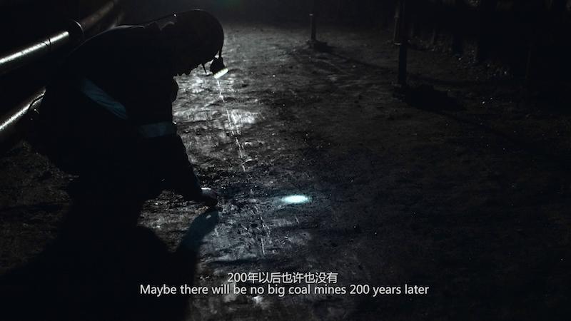矿工老井在井下800米 《我的诗篇》剧照 ©️大象纪录