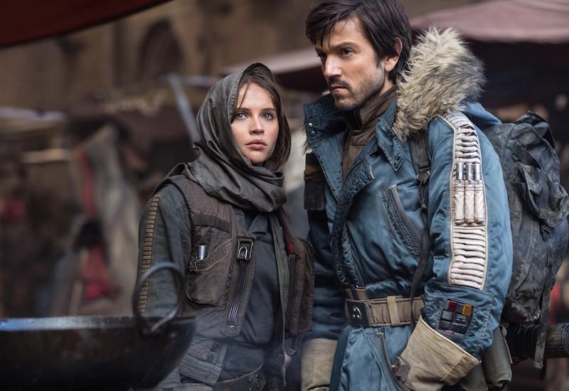 《星球大战外传:侠盗一号》剧照|© Lucasfilm Ltd