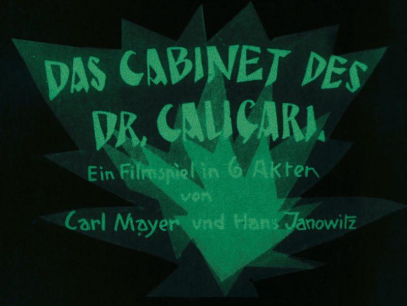 《卡里加利博士的小屋》截图 | 来自网络