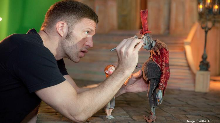 CEO兼导演 Travis Knight |©️Laika
