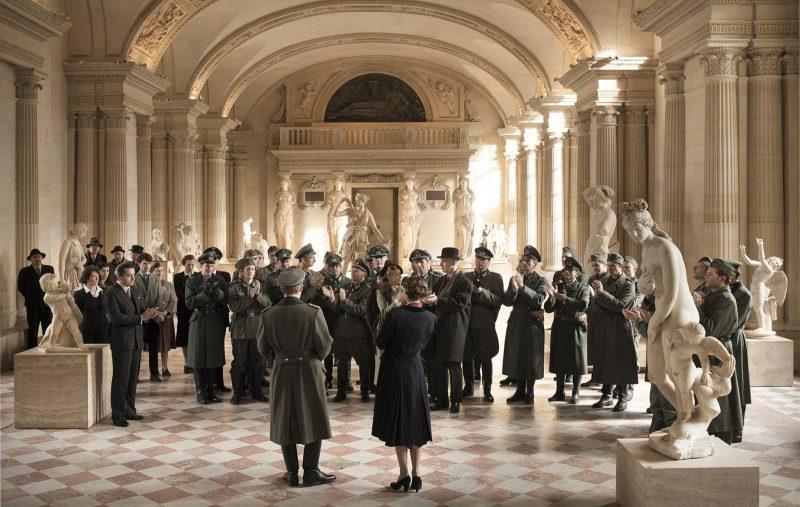《德军占领的卢浮宫》剧照 | 来自网络