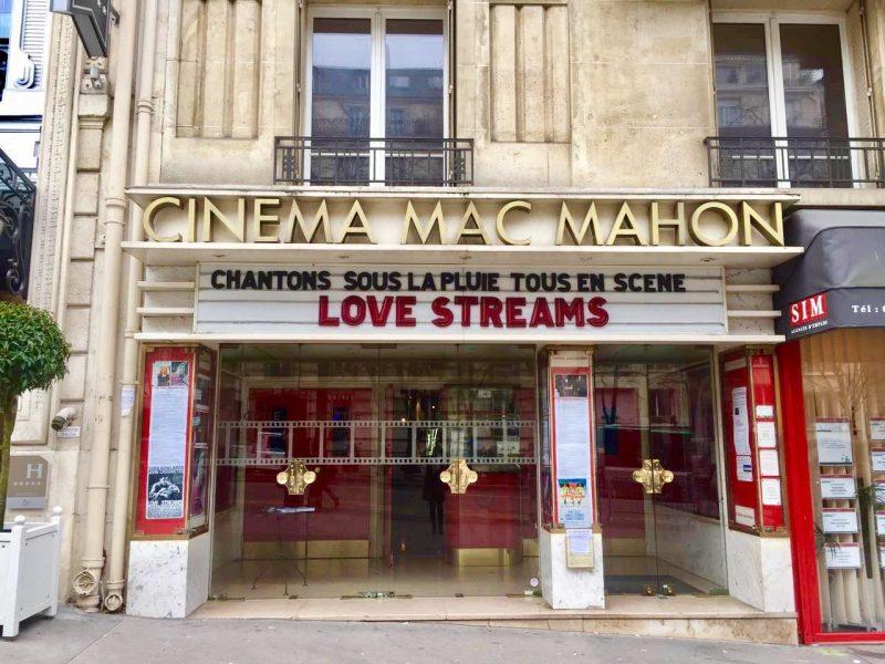 Mac Mahon 电影院
