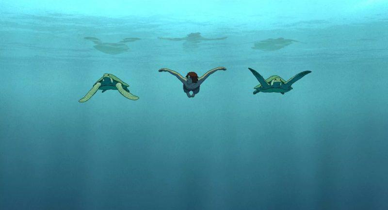 《红海龟》剧照 | 来自网络