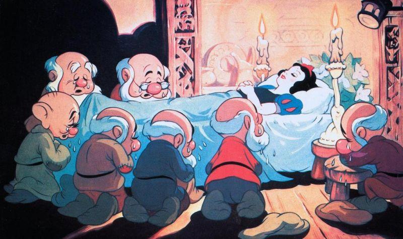 《白雪公主和七个小矮人》剧照 | 来自网络