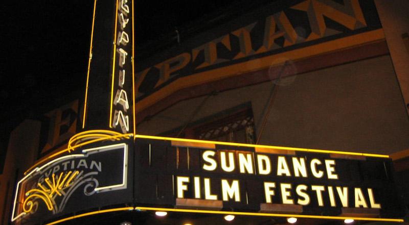 圣丹斯电影节现场|来自网络