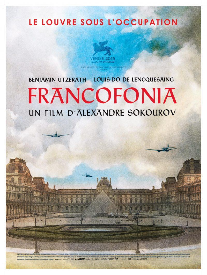 《德军占领的卢浮宫》海报 | 来自网络