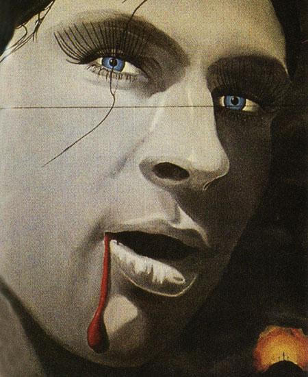 年轻艺术家的自画像|©️Lars von Trier
