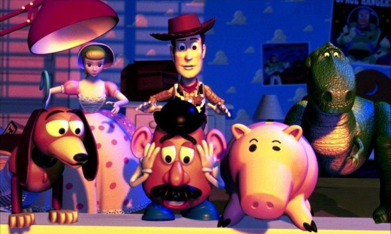 《玩具总动员1》(1995)剧照 | 来自网络