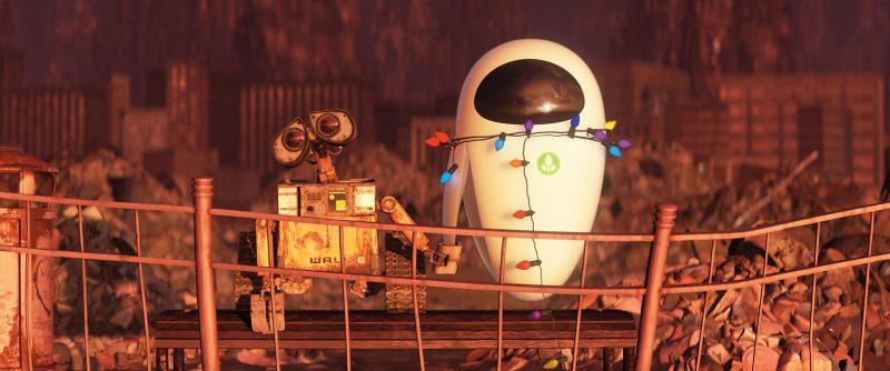《机器人总动员》(2008)剧照 | 来自网络
