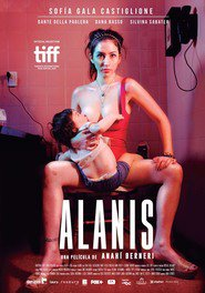 "Poster for the movie ""Alanis"""