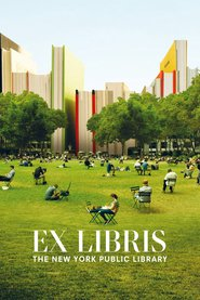 "Poster for the movie ""Ex Libris – New York Public Library"""