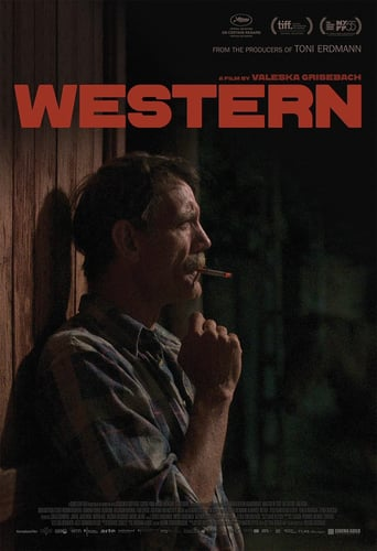 """Poster for the movie """"Western"""""""