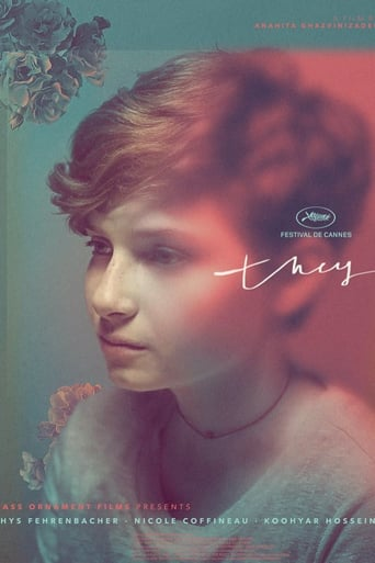 """Poster for the movie """"They"""""""