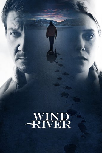 """Poster for the movie """"Wind River"""""""